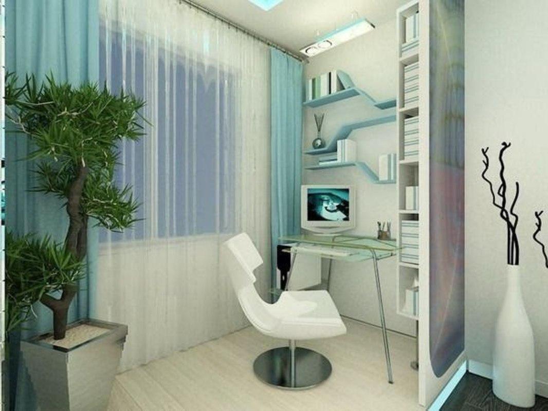 Балкон, совмещенный с комнатой: фото и особенности дизайна, .